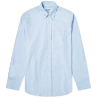Our Legacy New Button Down Business Shirt Blue