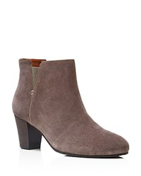 Gentle Souls Brenna Booties 100 Bloomingdale's Exclusive Concrete