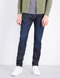 Replay Anbass Hyperflex Skinny Fit Jeans Rinse