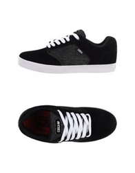 C1rca Low Tops And Trainers Black