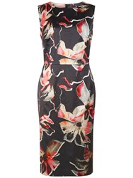 Fenn Wright Manson Lily Print Horizon Dress Multi