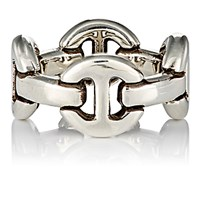 Hoorsenbuhs Men's Quad Link Ring Silver
