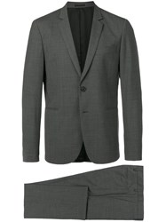 Paul Smith Ps By Classic Two Piece Suit Grey