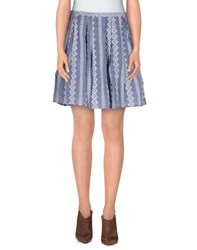 Band Of Outsiders Skirts Mini Skirts Women