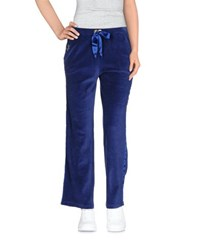 Ean 13 Trousers Casual Trousers Women Dark Blue