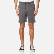 Calvin Klein Men's Haro 4 True Icon Sweat Shorts Mid Grey Heather