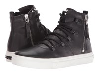 Kennel And Schmenger Lace Front High Top Black