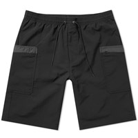 Nanamica Alphadry Easy Shorts Black