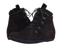 Think 85132 Espresso Women's Lace Up Boots Brown