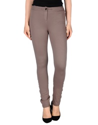 Takeshy Kurosawa Casual Pants Dove Grey