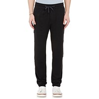 James Perse Stretch Jersey Sweatpants Black