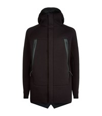 Nike Tech Fleece Hooded Parka Male Black