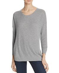 Soft Joie Ranger C Scoop Neck Sweater Heather Grey