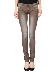 G.Sel Denim Pants Khaki