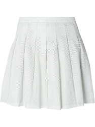 Muubaa 'Lavalle' Perforated Skirt
