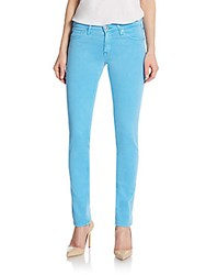 Ag Adriano Goldschmied Exclusive Skinny Jeans Bright Blue