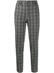 Antonelli Check Print Trousers 60