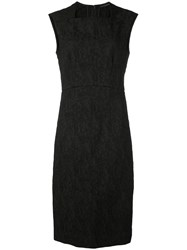 Josie Natori Textured Shift Dress 60