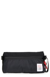 Topo Designs Accessory Bag Black