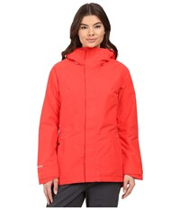 Burton Rubix Jacket Coral Women's Coat