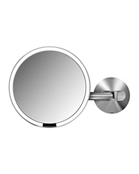 Simplehuman Wall Mount Sensor Makeup Mirror 8 No Color