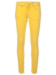 M Missoni Skinny Jean Yellow Orange