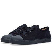 A.P.C. Jim Tennis Sneaker Blue