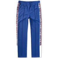 Champion Reverse Weave Taped Track Pant Blue