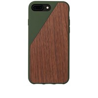 Native Union Wood Edition Clic Iphone 7 8 Plus Case Green