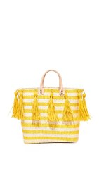 Mar Y Sol Sahara Tote Sunflower