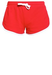 New Look Tracksuit Bottoms Red