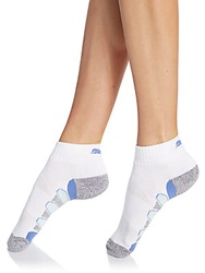Puma Ankle Sock Set White Multi