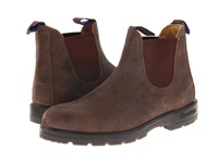 Blundstone Bl584 Rustic Brown Pull On Boots