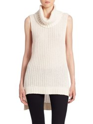 Ella Moss Kinley Sleeveless Knit Top Natural