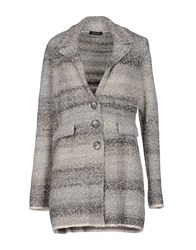Anneclaire Suits And Jackets Blazers Women Grey