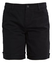 Noisy May Nmbe Denim Shorts Black