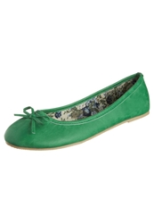 Anna Field Ballet Pumps Green