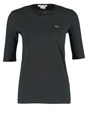 Lacoste Basic Tshirt Black
