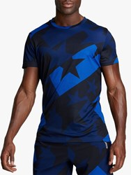Bjorn Borg Atos Starstruck Tilt Training Top Blue