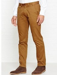 Barbour Neuston Twill Chinos Camel