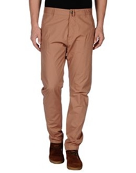 M.Grifoni Denim Casual Pants Camel