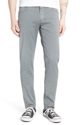 Ag Jeans 'Nomad' Skinny Fit Stretch Twill Pants Multiple Lengths Available Gray