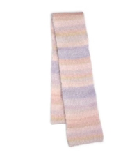 Michael Kors Ombre Mohair And Silk Scarf Thistle