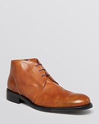 Robert Graham St. Marks Leather Chukka Boots