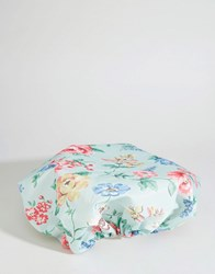Cath Kidston Shower Cap Blossom Bunch Cavendish Rose Clear