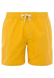 Lightning Bolt Plain Turtle Bay Swimming Shorts Nugget Gold