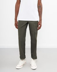 Dickies 873 Slim Work Pant Green