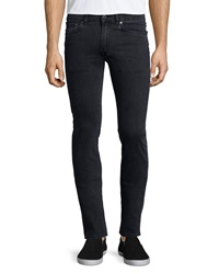 Acne Studios Ace Used Cash Slim Fit Jeans Dark Gray