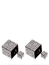 Vita Fede Jumbo Double Cube Earrings