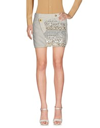 Desigual Mini Skirts White